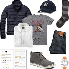 Garb: October Baseball