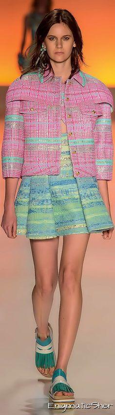 Triton Summer 2015 Ready-To-Wear