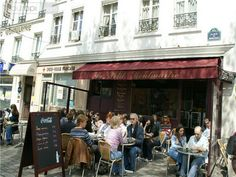 Restaurant in Parijs: Au Petit Montmartre - Au Petit Montmartre Croques
