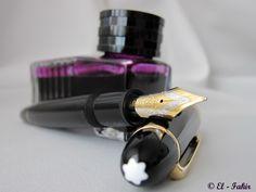 Montblanc Meisterstück 149 w/ Montblanc Lavender Purple