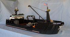 F/V Time Bandit - Lego Style