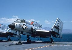 The Vought F7U Cutlass was a United States Navy carrier-based jet fighter was regarded as a radical departure from traditional aircraft design, the Cutlass suffered from numerous technical and handling problems throughout its short service career. The type was responsible for the deaths of four test pilots and 21 other U.S. Navy pilots.