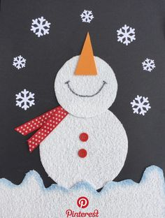 Schneemann basteln You are in the right place about front door Here we offer you the most beautiful pictures about the door painting you are looking for. When you examine the Schneemann basteln part o Christmas Card Crafts, Homemade Christmas Cards, Simple Christmas, Christmas Art, Christmas Projects, Homemade Cards, Holiday Crafts, Christmas Ornaments, Snowman Crafts