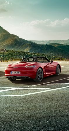 A roadster for the ultimate driving experience. The new #Porsche #Boxster #GTS. Learn more: http://link.porsche.com/boxster-gts?pc=98134PINGA   Combined fuel consumption in accordance with EU 5 (Manual/PDK): 9.0/8.2 l/100 km, CO2 emissions 211/190 g/km.