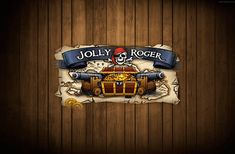 Jolly Roger Slot machine from the Play`n Go company has an interesting theme, which is dedicated to pirates and treasure hunts. Pirates, parrots, guns, sabers and other attributes of pirate life will help earn a myriad of payments. Play N Go, Free Slots, Pirate Life, Jolly Roger, Slot Machine, Free Games, Blessings, Waiting, Coins