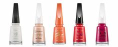 Beauty Fix - Flormar Nail Polish - The Life of Stuff Review
