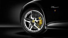 Black Ferrari Wallpaper For Iphone #S7s