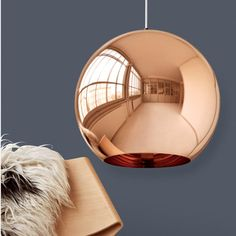 Tom Dixon Copper Shade- for the foyer