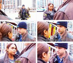 Casey: Gabby. You had me worried there. Dawson: I'm fine. (3x21)