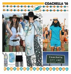 """""""Pack for Coachella!"""" by yours-styling-best-friend ❤ liked on Polyvore featuring blomus, Topshop, Victoria's Secret, Lulu DK, Marina Rinaldi, AnimalSpirit and packforcoachella"""