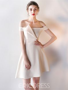 Off-the-Shoulder Pick-Ups A-Line Mini Satin Homecoming Dress Simple Party Dress Cheap Homecoming Dresses, Simple Homecoming Dresses, Homecoming Dresses, 2019 Homecoming Dresses, A-Line Prom Dress Prom Dresses 2020 Sweet 16 Dresses, Sweet Dress, A Line Prom Dresses, Quinceanera Dresses, Short Dresses, Wedding Dresses, Sexy Dresses, Inexpensive Homecoming Dresses, Simple Party Dress