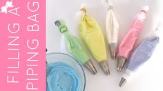 Visit http://www.lindsayannbakes.com/2014/01/video-how-to-fill-piping-bag-with.html to check out the complete guide along with my favorite frosting and filli...