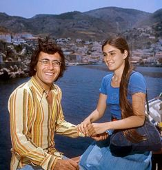Romina Power & Al Bano Carisi, Italian singing duo, now divorced aft daughter Yleni disappeared in in New Orleans. Tyrone Power, Star Wars, Horror Movies, Jet Set, New Orleans, Singing, Daughter, Christian, Memories