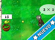 Plants Vs Zombies multiplying test