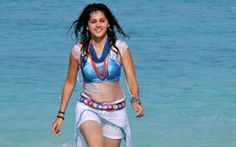 Taapsee pannu hot wallpaper in wet dress free download