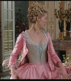 Gorgeous lady costumes from the movie Marie Antoinette | Boundless ...