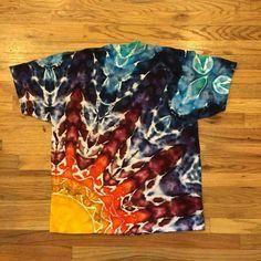 Tye Dye                                                                                                                                                                                 More #PartyCraftsTieDye