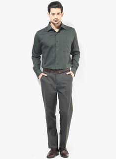 Tonel outfit is bad color combination(same color formal shirt pant)