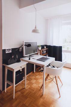 arbeitsplatz dekorieren auf pinterest schreibtisch dekorationen und b ro zelle. Black Bedroom Furniture Sets. Home Design Ideas