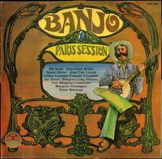 #TapasDeDiscos Banjo Paris Session