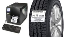 BESSERDRUCKEN: Neues Pneu- und Reifen-Etiketten Druckersystem. Da... Epson, Printer, Scanner, Beer Labels, Cleaning Agent, Flasks, Kaffee, Printers