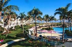 We stayed at Tranquility Bay in Marathon, FL for our first visit to the Florida Keys.  It's located in the central Keys area about an hour drive from Key West.  Very nice, spacious condos located directly on the water.  It doesn't have a real beach, but they are hard to find in the Keys.