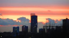 View over Manchester.  By Tony Cordingley