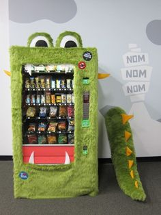 1000 Images About Snack Vending Machine Tech On