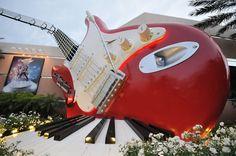 Rock n Roller Coaster at MGM Studios Disney World Orlando, Florida