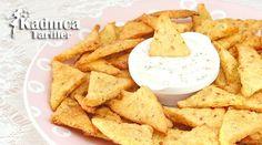 Doritos Tadında Hamur Kızartması Tarifi nasıl yapılır? Doritos Tadında Hamur Kızartması Tarifi'nin malzemeleri, resimli anlatımı ve yapılışı için tıklayın. Yazar: AyseTuzak Cake Recipes, Snack Recipes, Snacks, Doritos, Finger Foods, Cornbread, Feta, Yogurt, Good Food