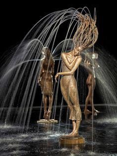Małgorzata Chodakowska Water Fountains as Art