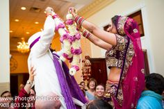 Indian Hindu Punjabi Wedding in Drexel Hill, PA Indian Wedding by PhotosMadeEz with Volcanik Entertainment featured in Maharani Weddings.