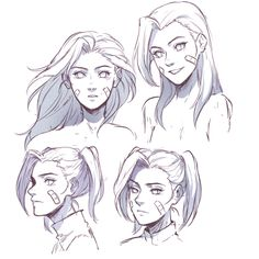 papabay - Posts tagged my art Drawing Reference Poses, Drawing Poses, Hair Reference, Character Drawing, Character Design, Drawing Expressions, Art Poses, Cartoon Art Styles, Anime Sketch
