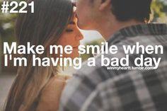 Win my heart Make me smile when I'm having a bad day Perfect Boyfriend, Future Boyfriend, Boyfriend Ideas, Boyfriend Goals, Blogging, Love Of My Life, My Love, Win My Heart, Dear Future Husband