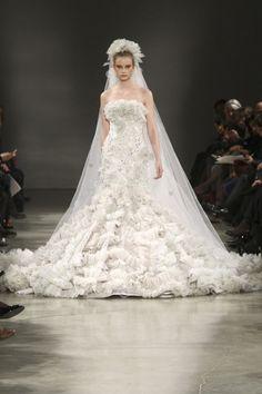 The Finest Thread in Bridal Haute Couture www.blackbride.com/2013/08/16