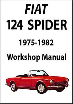 [DIAGRAM_5FD]  Fiat 124 Spider | Wiring 1975 Fiat 124 Spider |  | Pinterest