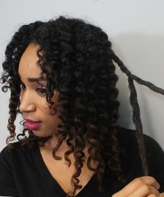 5 Ways to Decrease Shrinkage- Natural Hair | Curly Nikki | Natural Hair Styles and Natural Hair Care
