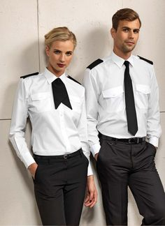 Pánské a dámské uniformy security - košile pilotky, kravaty, epolety, kalhoty, opasky Suits, Photos, Fashion, Moda, Fashion Styles, Fasion, Suit, Cake Smash Pictures, Costumes