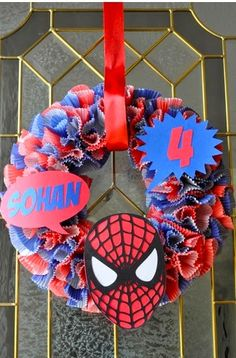 Ideas de cumple Spiderman by MundoMab