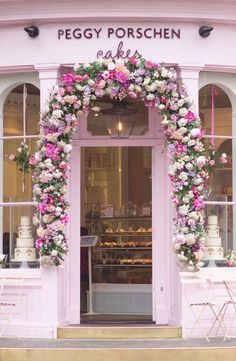 Peggy Porschen Cakes - London, England