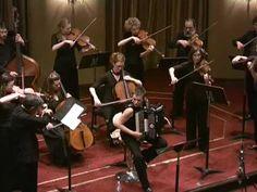 ▶ Oblivion - Piazzolla/JCO  Cathie Travers - YouTube