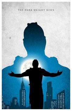 Batman Trilogy Poster - The Dark Knight Rises Poster size: 11 inches x 17 inches - Printed on high quality, weather resistant, The Dark Knight Trilogy, The Dark Knight Rises, Batman The Dark Knight, Batman Girl, Batman And Superman, Batman Stuff, Funny Films, Batman Poster, Batman Begins
