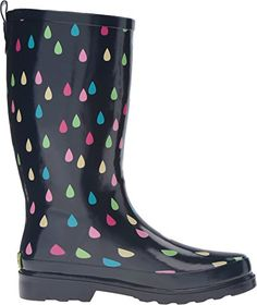 NEED Sloggers Womens Rain and Garden Chicken Print Collection