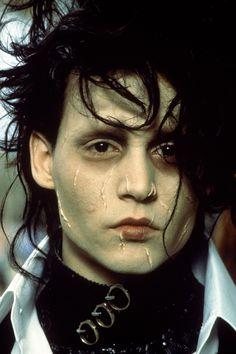 Edward / Johnny Depp.