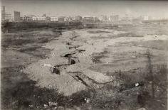 System okopów w Long Island City, 1919 rok