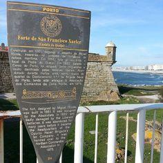 Forte de São Francisco Xavier (Castelo do Queijo) em Porto, Porto