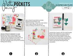 Pretty Pocket Instruction Series featuring Becky Higgins/Heidi Swapp Project Life - Scrapbook.com