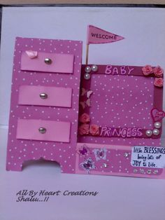 ICRC22 # Side Step card with Photo Frame ..!! - Indian Craft Room