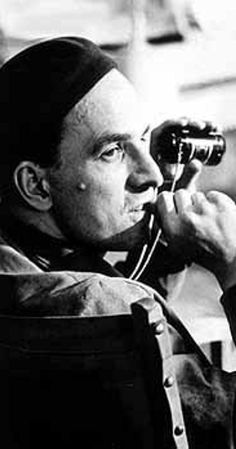 Ingmar Bergman, Ernst Ingmar Bergman was born July 14, 1918, the son of a priest. The film and T.V. series, Den goda viljan (1992) is biographical and shows the early marriage of his parents. The film 'Söndagsbarn' depicts a bicycle journey with his father. In the miniseries Enskilda samtal (1996) is the trilogy closed. Here, as in 'Den Goda Viljan' Pernilla August play his mother. Note that all three movies are...