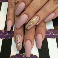 100 Top best ideas about gorgeous coffin nail designs